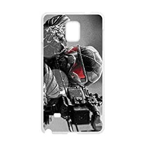 prophet enhanced Samsung Galaxy Note 4 Cell Phone Case White xlb2-212917
