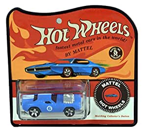 World's Smallest Hot Wheels Collectable
