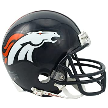 NFL Replica Mini casco – Broncos