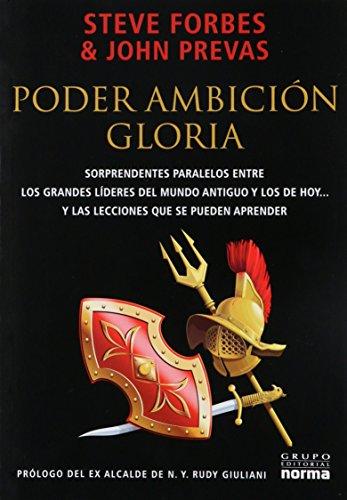 Poder Ambicion Gloria / Ambition Power Glory (Spanish Edition) - Forbes, Steve
