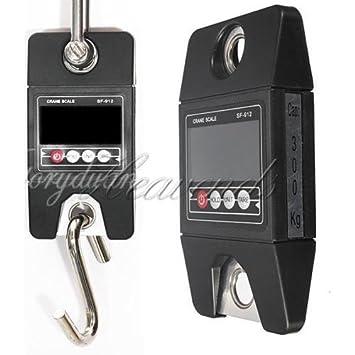 Generic Portable 300 kg Digital pesadoras rentabilizaría postales para equipaje escala ...