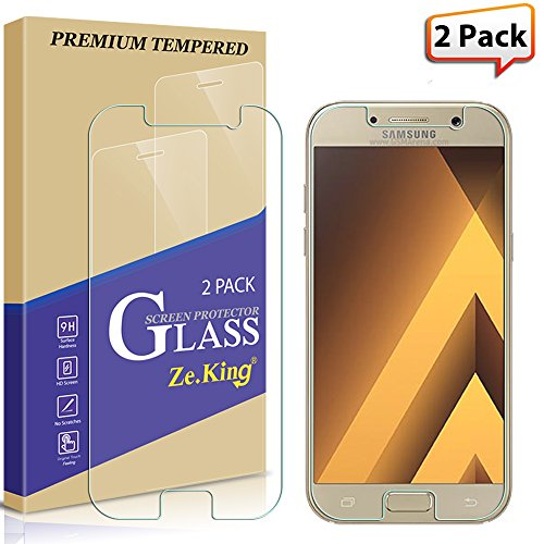 50%OFF [2-Pack] Samsung Galaxy A5(2017) Tempered Glass