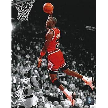 Amazon.com: MJ Michael Jordan Famous Foul Line Dunk