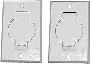 Eureka Standard Inlet Valve Plate White (2 Plates)