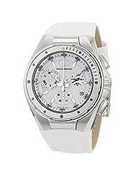 TechnoMarine Women's 110005L Cruise Steel White Interchangeable Strap Watch by TechnoMarine