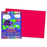 PACON CORPORATION SUNWORKS 12X18 HOLIDAY RED 50CT (Set of 24)