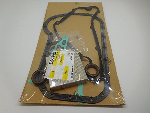 Volkswagen 037 198 011 D, Engine Crankcase Cover Gasket Set by Volkswagen