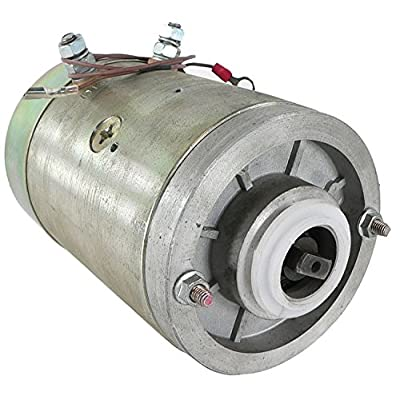 DB Electrical LIA0004 Pump Motor for Oil Sistem Georgi Kostov W7864, W7864A: Automotive