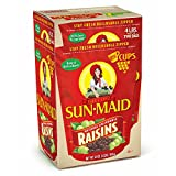 Sun-Maid California Raisins, 4 lbs.