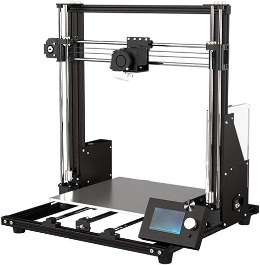 DM-DYJ Impresora 3D A8 Plus Semi DIY Alta Precisión Grado ...