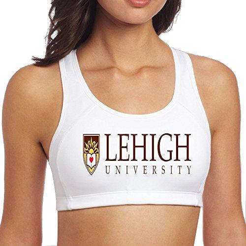 AOLM Women's Cool Lehigh LU University Aerobics Gym Vest
