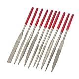 MonkeyJack Diamond Needle Grinding Needles Set Precision Metal Tool Working Tools for Instruments