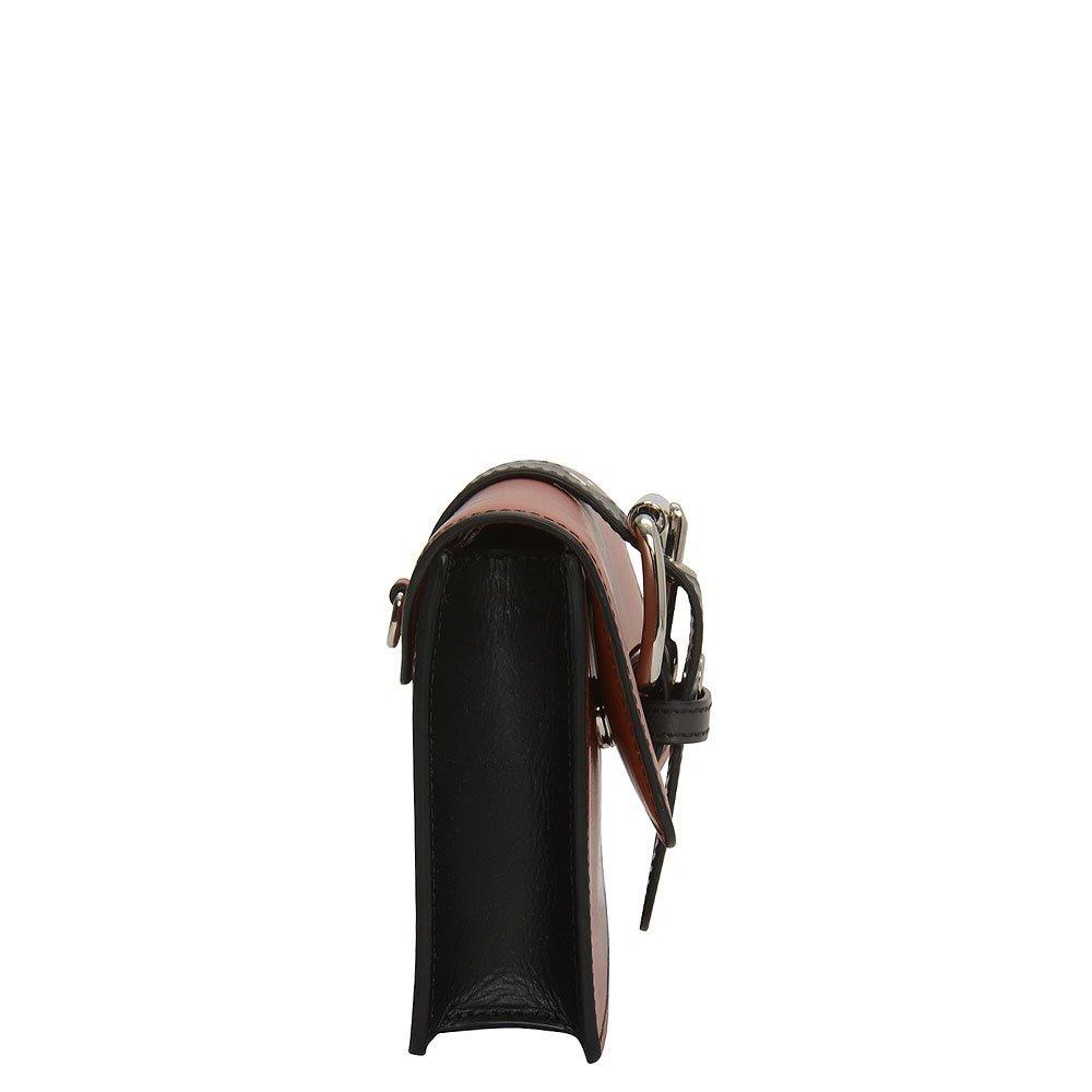 140575b692c Vivienne Westwood Alex Buckle Clutch Bag In Orange: Amazon.co.uk: Clothing