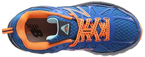 New Balance 610v4 Damen Laufschuhe Blau / Orange