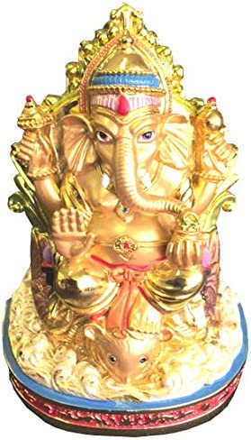 【夢をかなえるゾウ】インドの神様ガネーシャ像 商売繁盛・学業成就