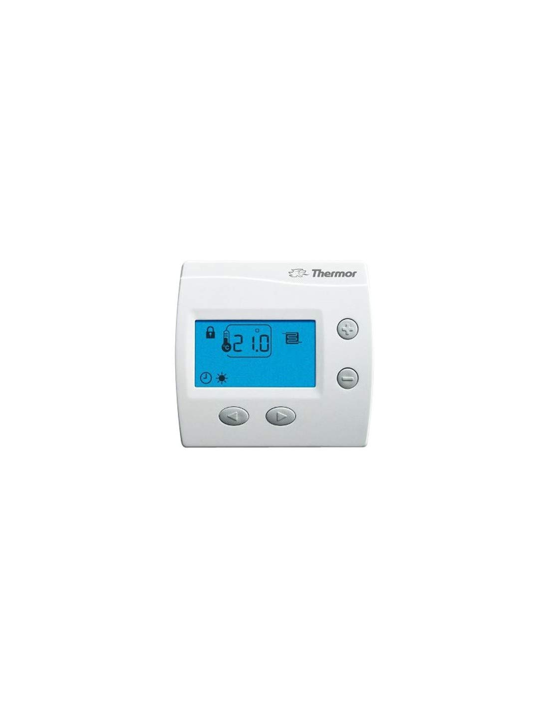 Thermostat d'Ambiance Digital KS THERMOR 400104 1636