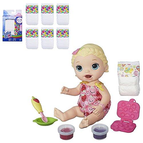 baby alive doll food set - 7