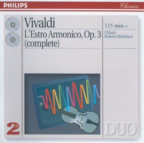 Vivaldi: L'Estro Armonico, Op.3