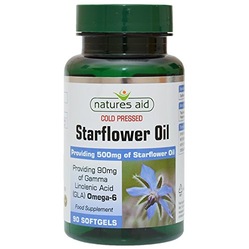 Natures Aid Starflower Oil (Borage Oil)