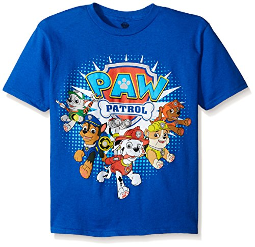 Paw Patrol Boys Group T Shirt