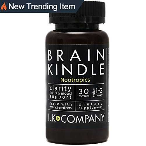 KINDLE Nootropic Supports Clarity Balance product image