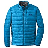 Outdoor Research Men's Transcendent Sweater (M - Tahoe/Baltic)