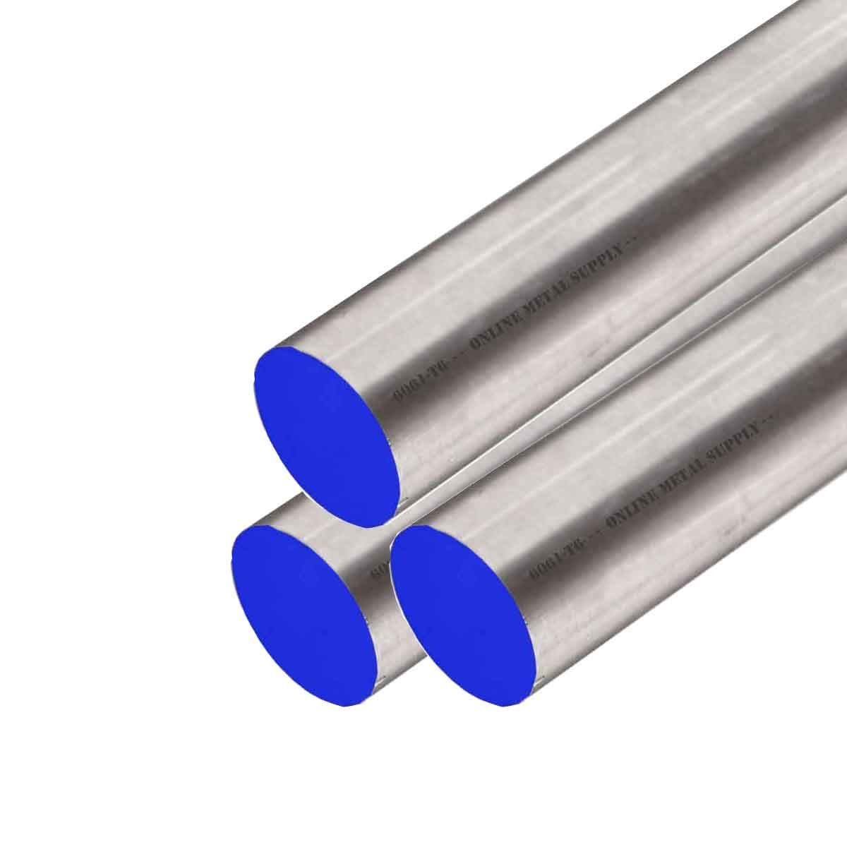 ZORO SELECT 2EYJ6 Rod,Aluminum,6061,3//8 In Dia x 6 Ft L