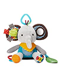 Skip Hop Bandana Buddies Soft Activity Toy, Elephant BOBEBE Online Baby Store From New York to Miami and Los Angeles