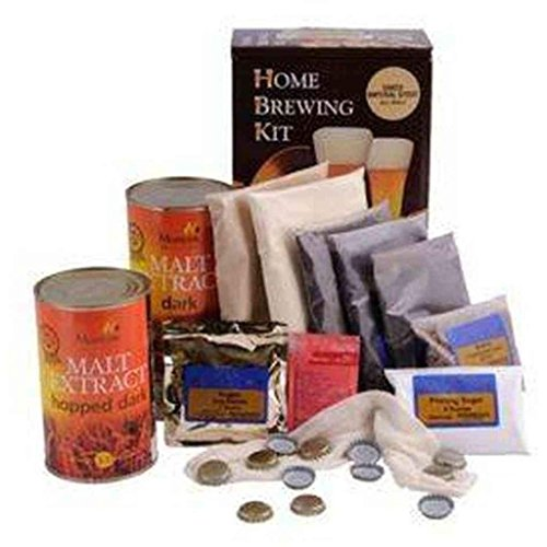 True Brew Oaked Imperial Stout Home Brew Beer Ingredient Kit
