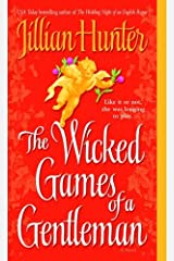 The Wicked Games of a Gentleman: A Novel (A Boscastle Affairs Novel Book 4) Kindle Edition