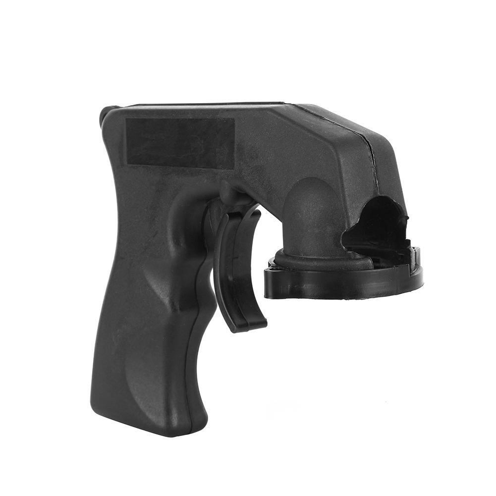 Fydun Adaptador de Manija de la pistola de aerosol con gatillo de agarre completo Cuello de bloqueo Mantenimiento del autom/óvil