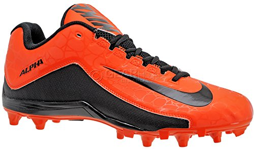 Nike Men's Alpha Strike 3/4 2 Football Cleat Orange