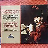 Pachelbel Canon; Albinoni Adagio; Telemann Concerto for Flute and Strings
