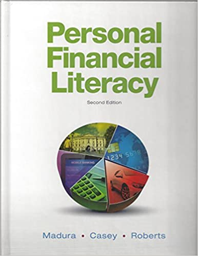 amazon com personal financial literacy 2nd edition 9780132116602