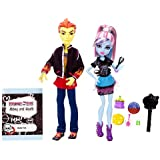Monster High BBC82 - Poupée - Duo Abbey et Heath