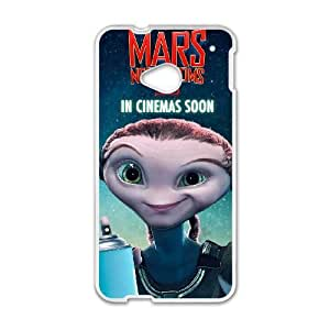 HTC One M7 cell phone cases White Mars Needs Moms fashion phone cases JY3491140