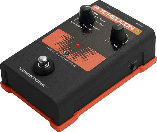 TC Helicon 996005005 VoiceTone R1 Vocal Effects Processor