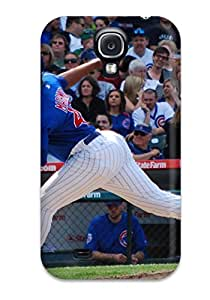 Justin Landes's Shop chicago cubs MLB Sports & Colleges best Samsung Galaxy S4 cases