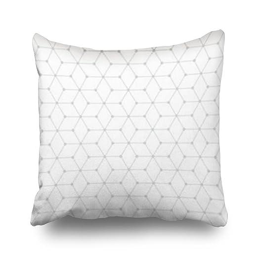 YeaRuRu Fundas de Almohada Sagrada Geometría Graphic Deco ...