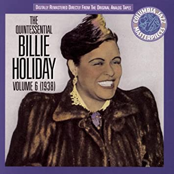 billie holiday music of the stars volume 6