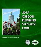 2017 Oregon Plumbing Specialty Code with Tabs
