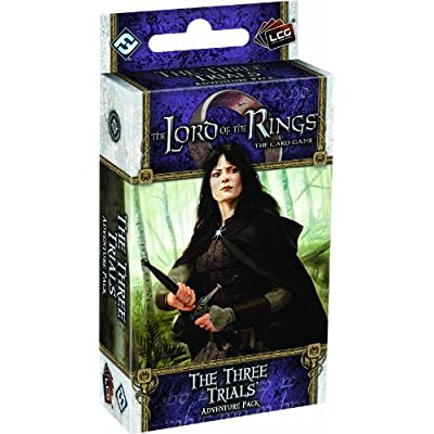 Lord of the Rings LCG: The Three Trials: Toys & Games