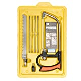 9 in 1 Multi-functional Magic Saw with 5 Saw Blades Hand Kit Set For Woodworking Tool