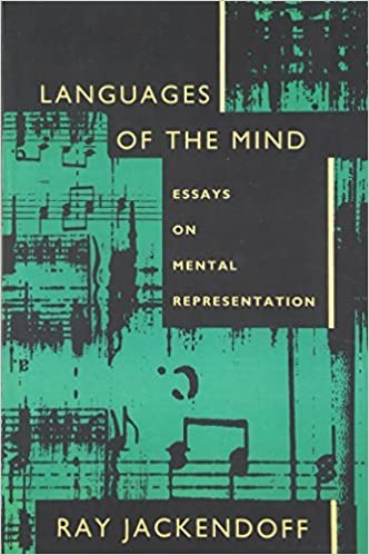Languages of the Mind: Essays on Mental Representation by Ray S. Jackendoff (1995-09-25)