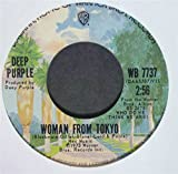 Woman From Tokyo Super Trouper US WB 1973 45 rpm