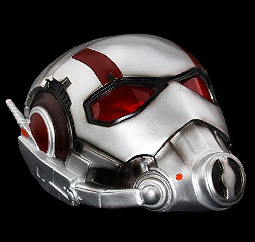 Gmasking Ant Man Adult Cosplay Helmet 1:1 Prop Replica