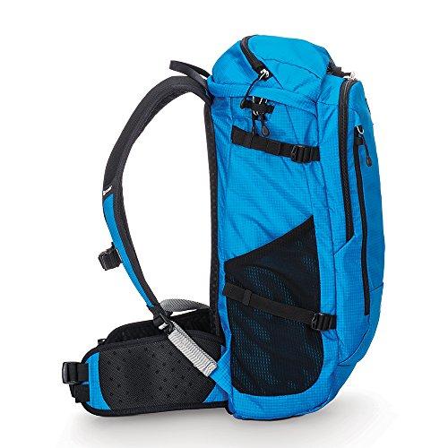 Pacsafe Venturesafe X30 Anti-Theft Adventure Backpack, Hawaiian Blue by Pacsafe (Image #13)