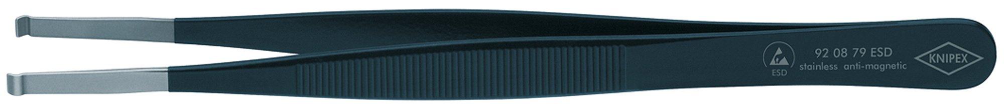 Knipex 92 08 79 ESD Precision Tweezers ESD