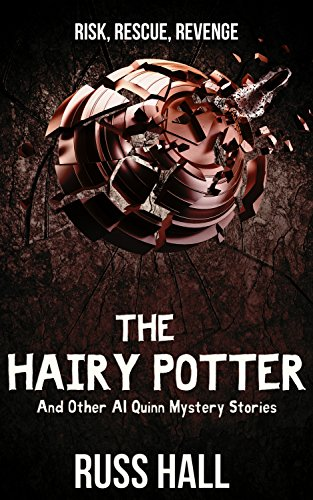 The Hairy Potter And Other Al Quinn Mystery Stories cover