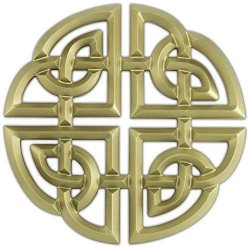 Abbey Gift Shield Knot Wall Hanging
